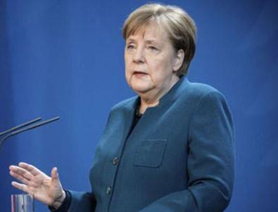 Merkel'e tepki! Doğu Akdeniz'de gerilimi Fransa körüklüyor!