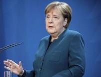 ANGELA MERKEL - Merkel'e tepki! Doğu Akdeniz'de gerilimi Fransa körüklüyor!