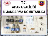 Pozantı'da Uyuşturucu Operasyonu