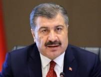 DİYARBAKIR - Sağlık Bakanı Fahrettin Koca'dan Diyarbakır'da önemli açıklamalar