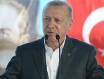 AÇILIŞ TÖRENİ - Ankara'da büyük gün! Test sürüşünü bizzat Cumhurbaşkanı Erdoğan yaptı