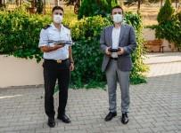 Kestel Belediyesi'nden İlçe Jandarma Komutlanlığı'na İnsansız Hava Aracı