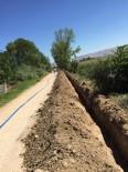Kurnaz Köyünde İçme Suyu Deposu Ve İsale Hattı Yenilendi