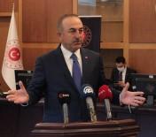 SOSYAL PAYLAŞIM SİTESİ - Bakan Çavuşoğlu'ndan Avusturya Başbakanı Kurz'a sert tepki