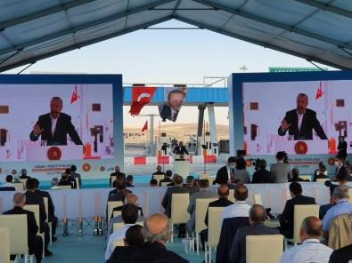 Başkan Büyükkılıç Ankara-Niğde Otoyolu Açılış Törenine Katıldı