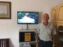 Gümüşkent Köyüne Güvenlik Kamera Sistemi Kuruldu