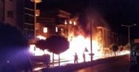 İTFAİYE ARACI - İzmir'de korkunç yangın!