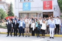 Sadık Önal Yine MHP İnönü İlçe Başkanlığına Seçildi