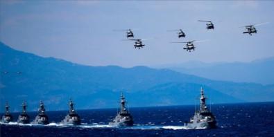 Akdeniz Fırtınası tatbikatı KKTC'de başladı!