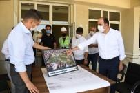 Başkan Altay Açıklaması 'Türkiye'nin En Güzel Millet Bahçelerinden Biri Olacak'