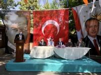 Bünyan AK Parti'de Yıldıray Hakkı Koç Güven Tazeledi