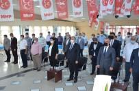 Kırkağaç MHP'de Halil Boğaz Güven Tazeledi