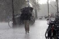 DOĞU KARADENIZ - Meteoroloji'den şiddetli fırtına uyarıısı!