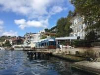 KANALİZASYON - Sarıyer'de atık su skandalı!