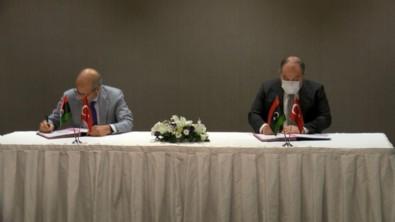 Türkiye ve Libya arasında iş birliği protokolü imzalandı!