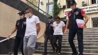 Tuzla'da İş Yerini Soyan Hırsızlar Önce Kameraya, Sonra Polise Yakalandı