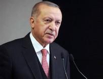 ORGANİZE SANAYİ BÖLGESİ - Başkan Erdoğan'dan kritik açıklamalar!