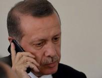 PIYADE - Başkan Erdoğan'dan taziye mesajı!