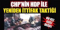 ARAŞTIRMA KOMİSYONU - CHP'nin HDP ile yeni ittifak taktiği!