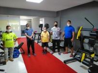 Engellilere, Engelsiz Ve Ücretsiz Spor Salonu