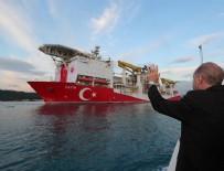 FATİH DÖNMEZ - İlk poliçe Tuna-1'e!