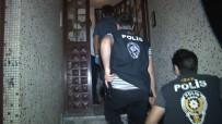 HELIKOPTER - İstanbul'da eş zamanlı uyuşturucu operasyonu