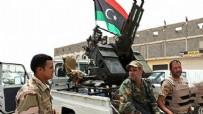 GENERAL - Libya'da yeni gelişme! Ordu resmen ele geçirdi