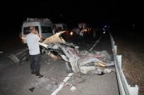 Mardin'de Katliam Gibi Kaza Açıklaması 6 Ölü, 2 Yaralı