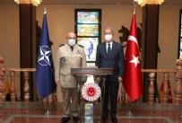 GENELKURMAY BAŞKANI - Milli Savunma Bakanı Hulusi Akar'dan kritik NATO görüşmesi