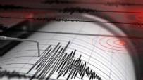 SARMAŞıK - Muş'ta 4,1 büyüklüğünde deprem