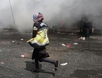 BAŞKENT - Rejim yine sivil öldürdü!