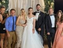 INSTAGRAM - Sihirli Annem'in Ceren'i Gizem Güven Caner Turp ile evlendi!