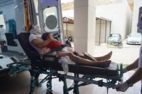 TAHKİKAT - Yaralı anne, yavrusunu kucağından bir an bile bırakmadı