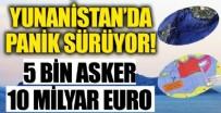 SİSMİK ARAŞTIRMA GEMİSİ - Yunanistan'da panik büyüyor!