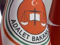 ADALET BAKANLıĞı - Adalet Bakanlığı'ndan karantina açıklaması!