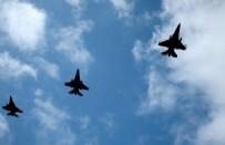 GENELKURMAY BAŞKANLıĞı - Ajanslar son dakika olarak geçti! Yunan jetlerinin yanında...