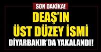 DİYARBAKIR - DEAŞ'ın sözde Diyarbakır emiri Nihat Turan yakalandı