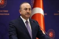 DıŞIŞLERI BAKANLıĞı - Dışişleri Bakanı Mevlüt Çavuşoğlu'ndan Doğu Akdeniz açıklaması