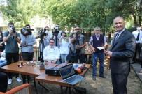 Düzce Belediye Başkanı Faruk Özlü, 500 Günde Yaptığı Çalışmaları Anlattı
