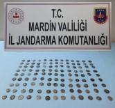 Mardin'de Tarihi Eser Kaçakçılığı Operasyonu Açıklaması 117 Adet Gümüş Sikke Ele Geçirildi