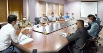 Nusaybin'de Bağımlılıkla Mücadele Toplantısı Yapıldı