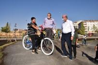 Selçuklu Bisiklet Ve Kaykay Parkı'nda Sona Gelindi