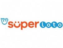 ÇEKİLİŞ - Süper Loto sonuçları açıklandı!