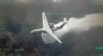 'Ateş Kuşları' Adana'daki Yangına Böyle Müdahale Etti