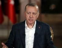 EMINE ERDOĞAN - Başkan Erdoğan'dan taziye telefonu!