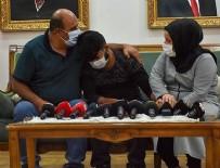 DİYARBAKIR - Diyarbakır annelerinin eylemi sayesinde bir aile daha evladına kavuştu