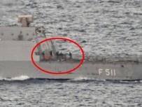 DıŞIŞLERI BAKANLıĞı - Doğu Akdeniz'de yüksek tansiyon! Yunan adasından Türk askerlerine...