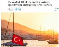 KARADENIZ - En güvenli ülke Türkiye!