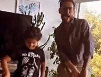 INSTAGRAM - MasterChef'in sevilen ismi Danilo Zanna ile oğlu Zeno'dan dans videosu!