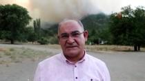 Pozantı Belediye Başkanı Çay Açıklaması 'Yangının Sabotaj Olma İhtimali Var'